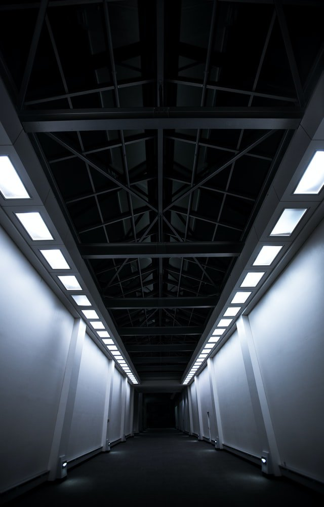 underground tunnel with lights - waypath case study