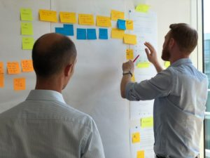 mapping out website UX vs UI - WayPath Consulting