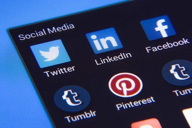 social media icons displaying | digital engagement | WayPath Consulting